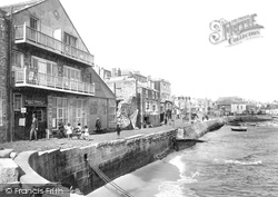 New Wharf Road 1922, St Ives