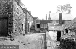 Old Houses 1890, St Ives