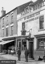 Parrot Hotel 1901, St Ives