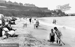 Porthminster Beach 1925, St Ives
