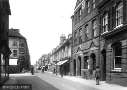 St Ives, Post Office, Crown Street 1925