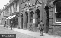 Post Office, Crown Street 1925, St Ives