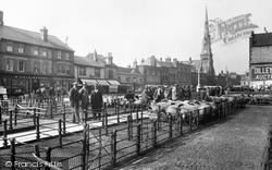 St Ives, Sheep Market 1931