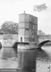St Ives, The Bridge Chapel 1914