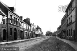St Ives, The Broadway 1901