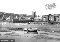 The Harbour 1925, St Ives