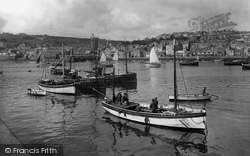 The Harbour 1927, St Ives