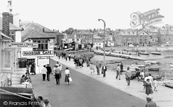 The Promenade c.1960, St Ives