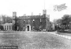 St Ives, The Tregenna Castle Hotel 1907