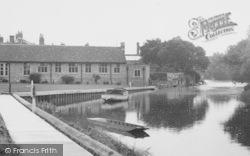 St Ives, The Waits c.1955
