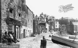 The Wharf 1890, St Ives