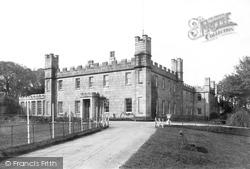 Tregenna Castle Hotel 1890, St Ives
