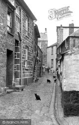 Virgin Street 1927, St Ives
