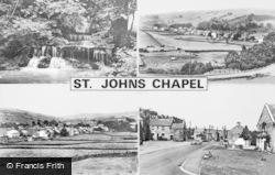 Composite c.1955, St John's Chapel