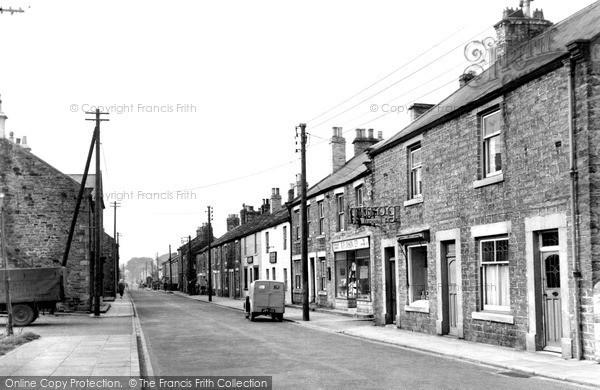 St Johns Chapel, Hood Street c1955