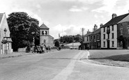 St Johns Chapel, Market Place c1955