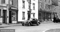Riley Rm Car c.1955, St John's Chapel