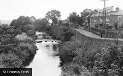 The River c.1955, St John's Chapel