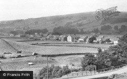 The Village From The South c.1955, St John's Chapel