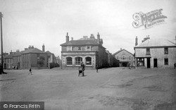 St Just In Penwith, Bank Square c.1932