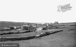St Just In Penwith, Bosorne Village c.1932