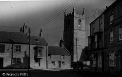 St Just In Penwith, Church c.1950