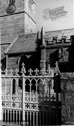 St Just In Penwith, Church c.1955