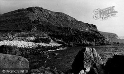 St Just In Penwith, Coastline c.1950
