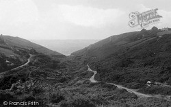 St Just In Penwith, Cot Valley c.1932