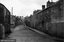 St Just In Penwith, Fore Street c.1950