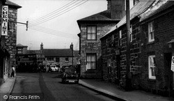 St Just In Penwith, Fore Street c.1955