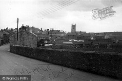 St Just In Penwith, From Fore Street c.1950