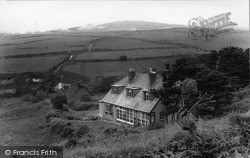 St Just In Penwith, Letcha Vean Youth Hostel c.1950