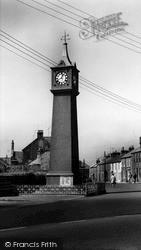 St Just In Penwith, Memorial c.1955