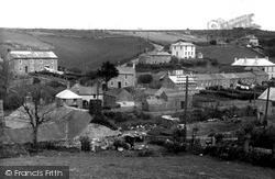 St Just In Penwith, Nancherrow Hill c.1950