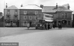 St Just In Penwith, Square c.1950
