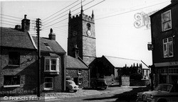 St Just In Penwith, Square c.1955