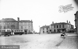 St Just In Penwith, The Square c.1935