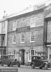 St Just In Penwith, The Wellington c.1950