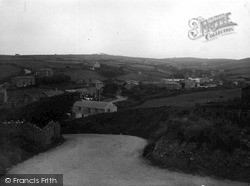 St Just In Penwith, Tregeseal c.1950