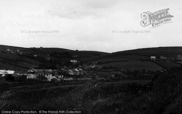 Photo of St Just In Penwith, Tregeseal Valley c.1950
