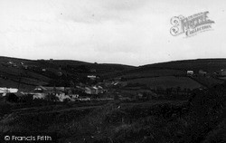 St Just In Penwith, Tregeseal Valley c.1950