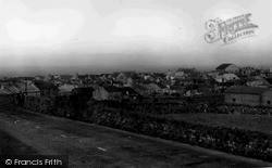 St Just In Penwith, View From Penzance Road c.1950