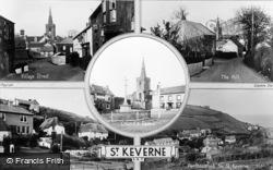 St Keverne, Composite c.1955