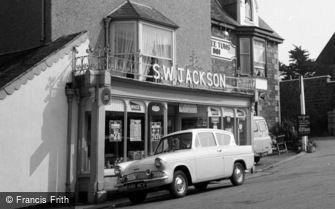 St Keverne, S W Jackson's and Three Tuns Inn 1968