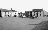 St Keverne, the Square 1956