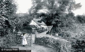St Keyne, The Holy Well 1906