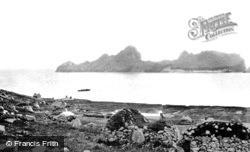 St Kilda, The Bay 1890, St Kilda Or Hirta