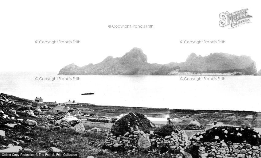 St Kilda, the Bay 1890