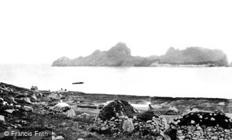 St Kilda, the Bay 1890